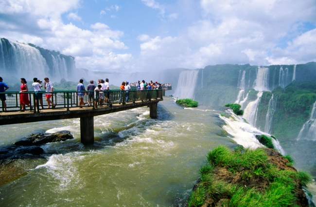 Iguaz� Feriado de Octubre